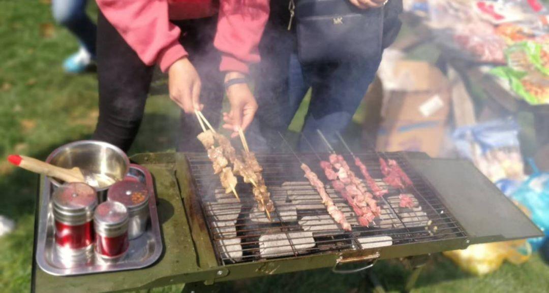 【诺威特第六届烧烤节】以烧烤之名感恩有你一路同