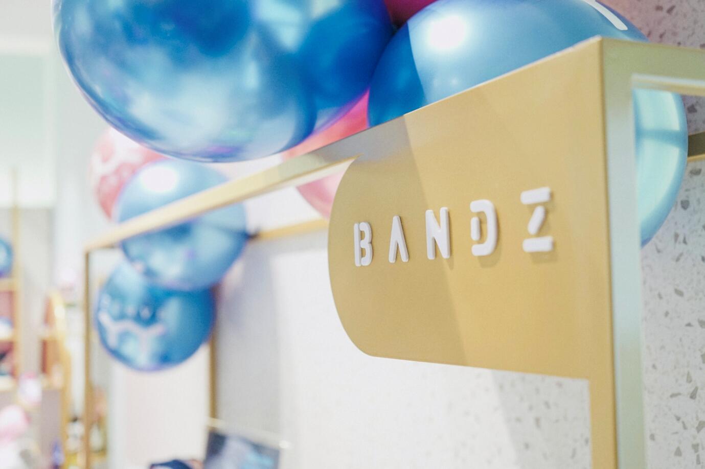 BANDZ班队长奥园广场店正式揭幕,引领校园童鞋新潮流