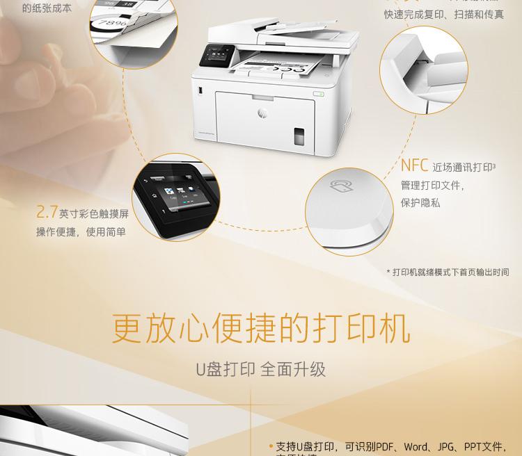HP LaserJet Pro MFP M227