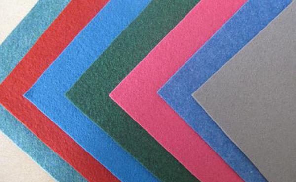 化纤地毯的构造