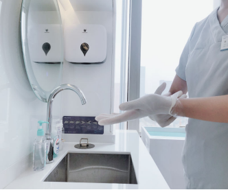 慈恩齿科——室内消毒以及人员防护