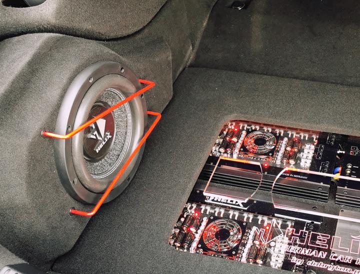 奔驰AMG CLS 53改装德国HELIX音响 让心灵自由奔驰!