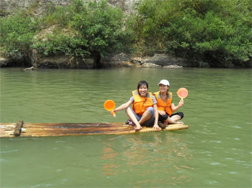 2011年7月27-28日崀山两日游