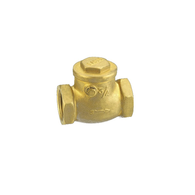 Check Valve With Metal Seals