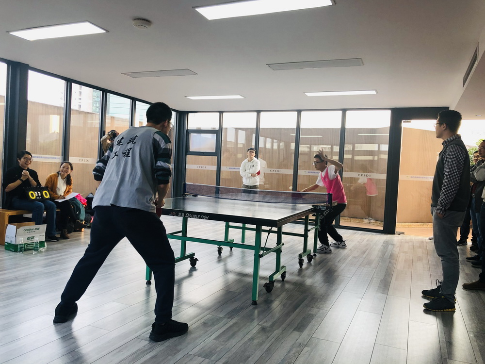 """""""国药集团体育bob设计院有限公司第四届乒乓球比赛""""圆满结束"""