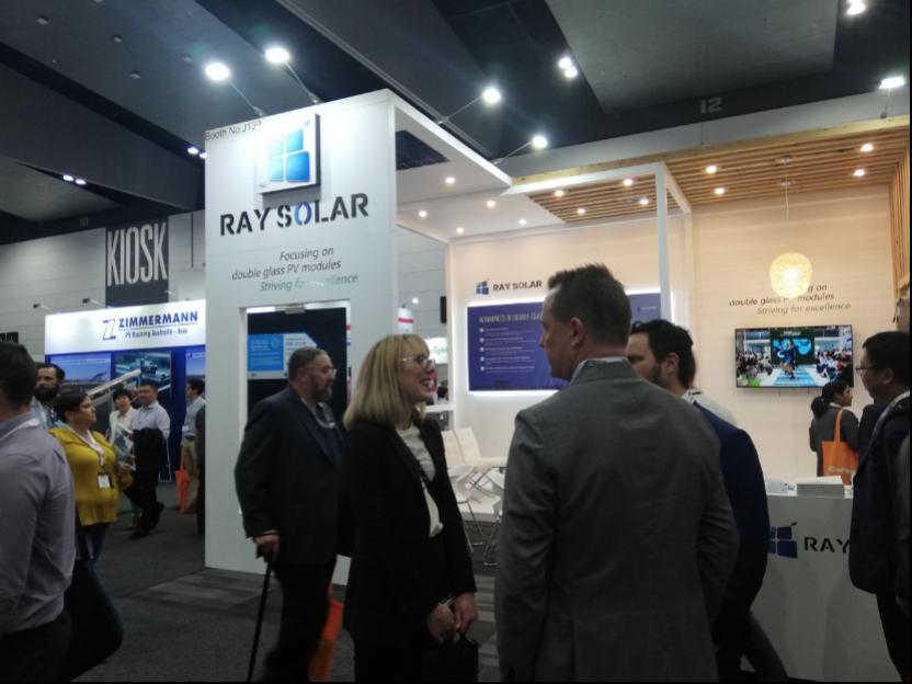 瑞元天科亮相澳大利亚全能源展ALL ENERGY