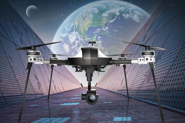 """欧洲将研究具备自学习能力的无人机""""蜂群"""""""