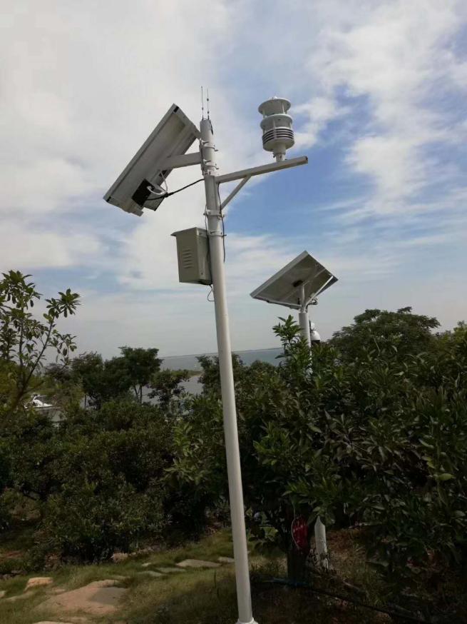 智能無線氣象站