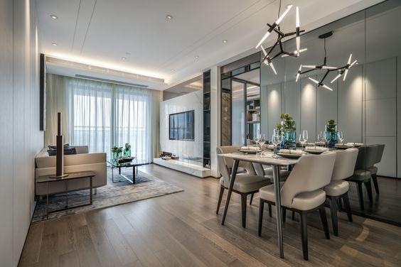 住宅照明的空间规律