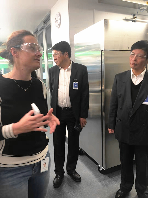 bob棋牌生物与澳大利亚WEHI医学研究所开展交流对话