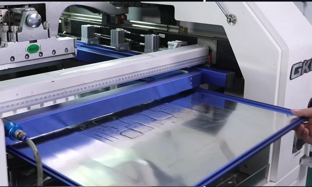 蒙瑞SMT活动钢网区别于传统钢网,它的6大特性