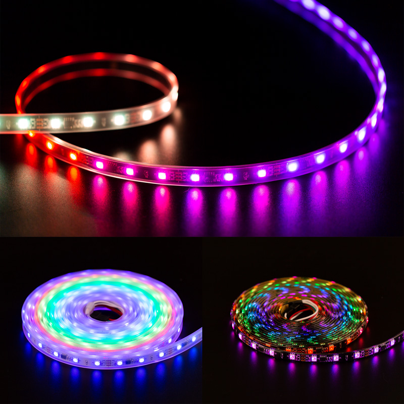 构成LED灯带的组成部分有哪些