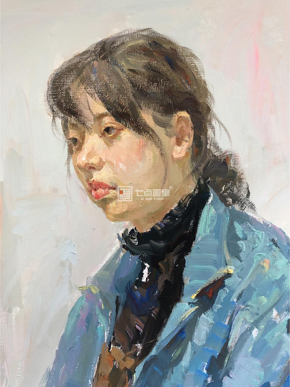 七点名师特辑 ▏当美术老师的女生有多酷?