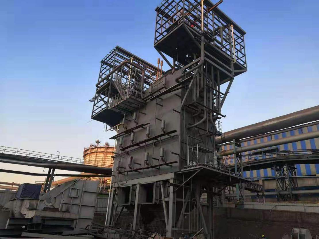 奥福集团烧结机提升改造项目