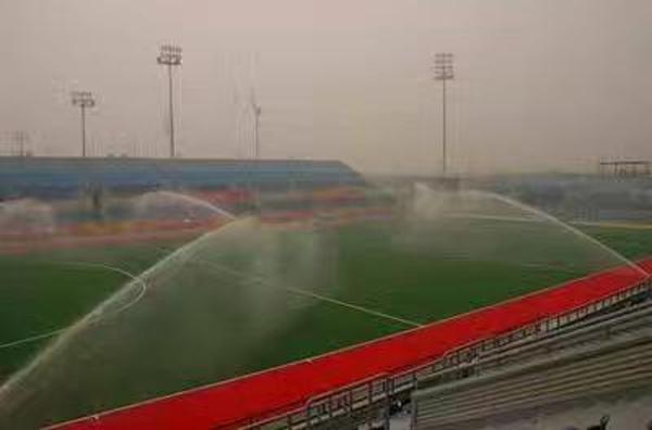 福建福州足球场喷灌