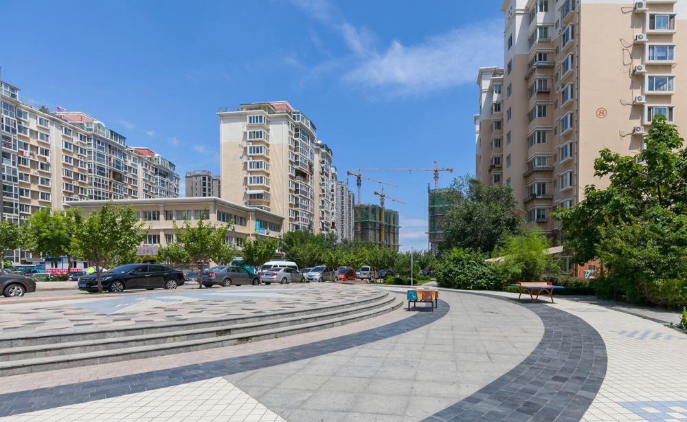 终结停车难收费难,长沙市沁园公寓停车场的新面貌!