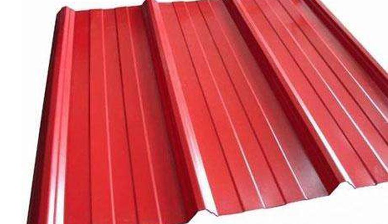 关于彩色涂层压型钢板