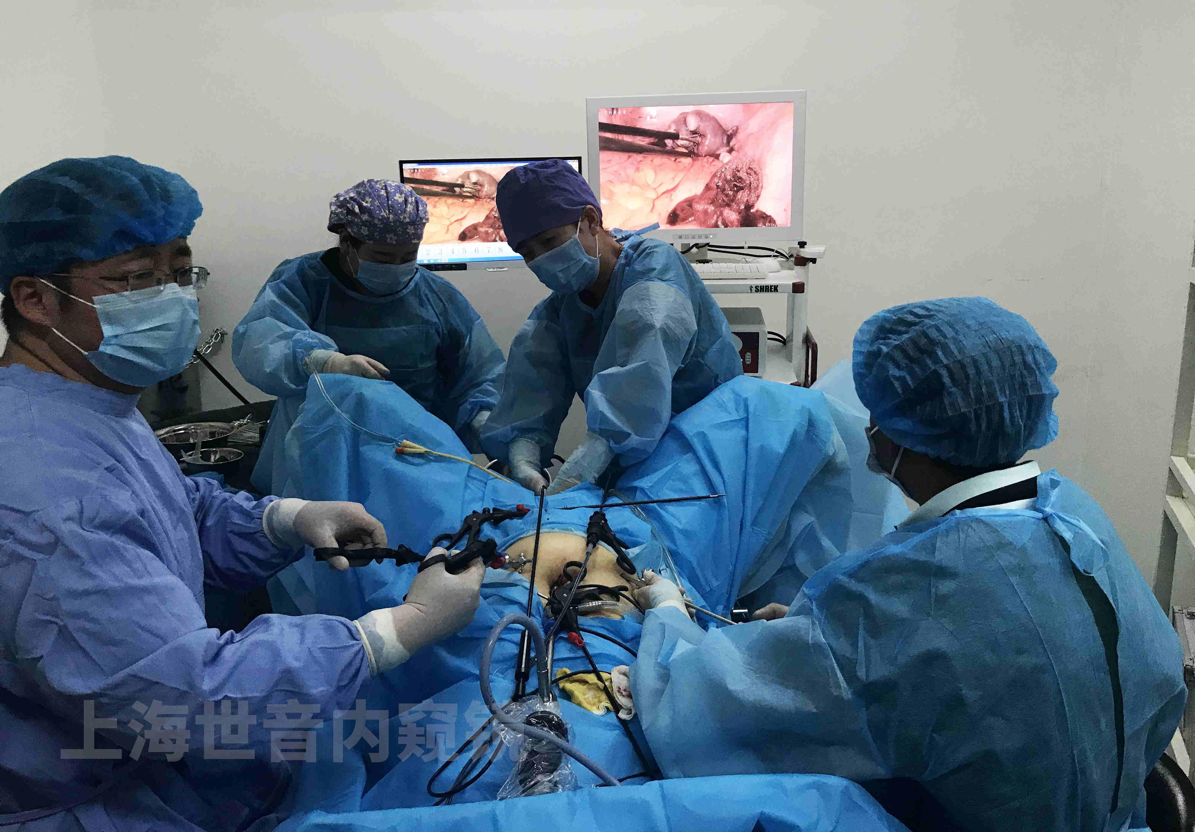 【腹腔镜篇】静脉意外出血的处置应对