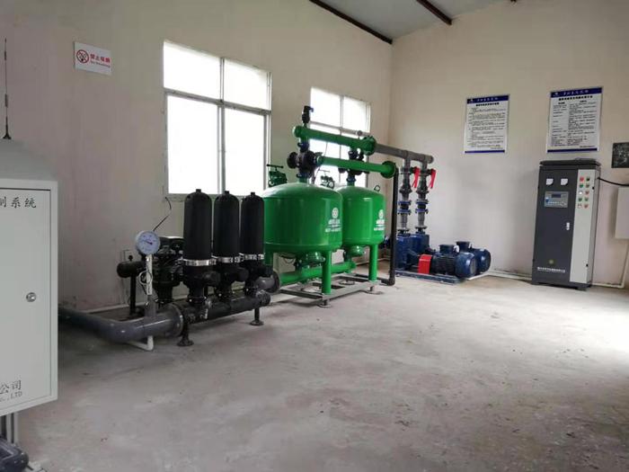 十堰鄖陽宇翔生態農場柑橘水肥一體化示范項目