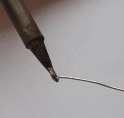 有效去除烙铁头氧化层 让烙铁头重新上锡
