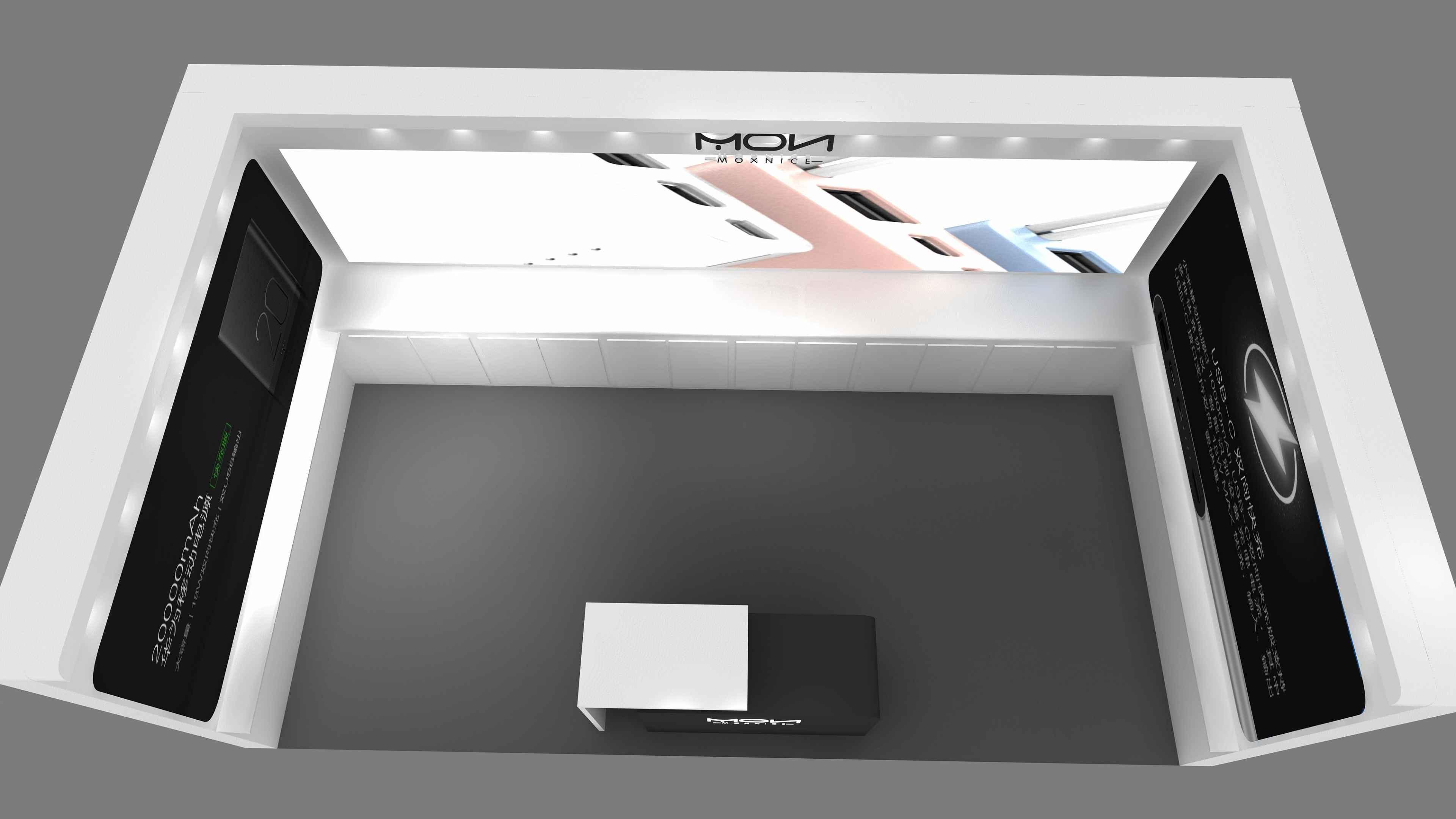 香港电子展设计搭建