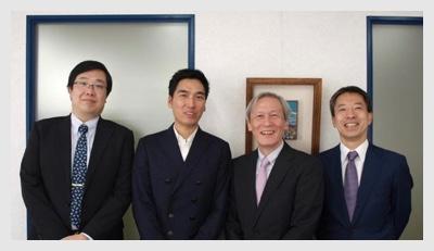 浦一拜访日本YKI国際特許事務所