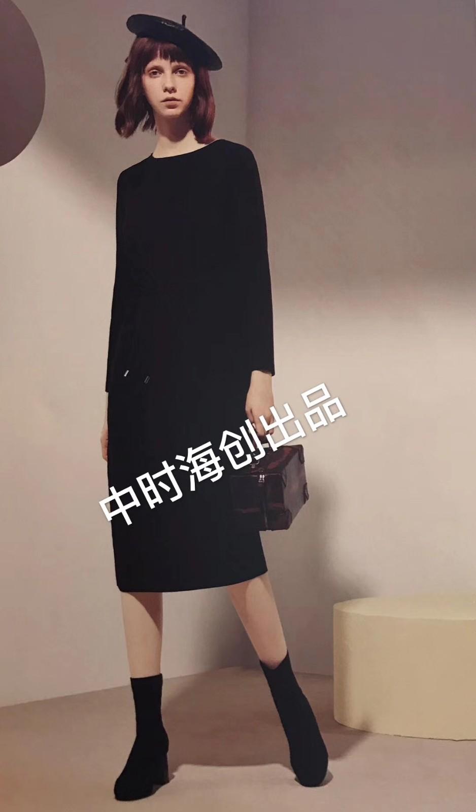 中时海创品牌女装折扣19秋冬【QUEENSLAN 昆诗兰】系列品牌上新