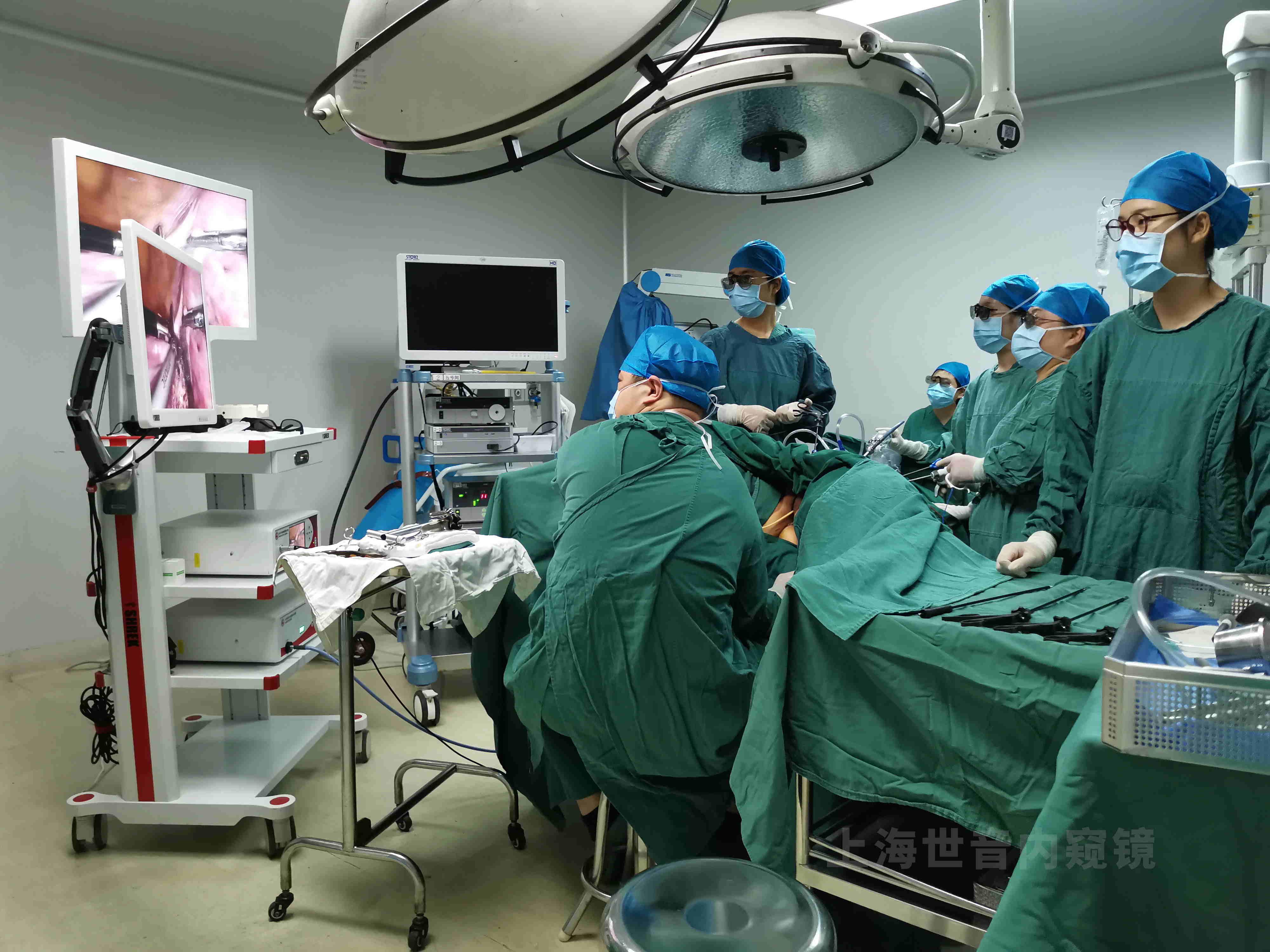 【腹腔镜篇】3D腹腔镜手术
