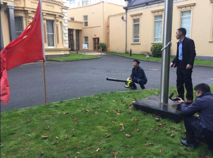 北奧中國文化節在北愛爾蘭首府 貝爾法斯特順利召開