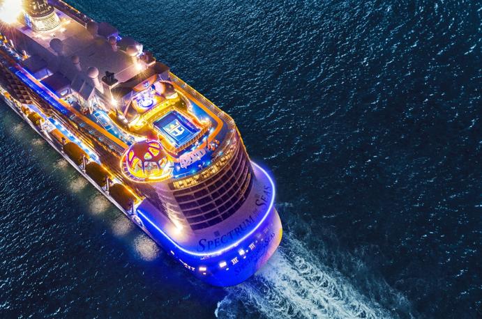 皇家加勒比游轮正式成为第十四届中国邮轮产业发展大会CCS14铂金合作伙伴
