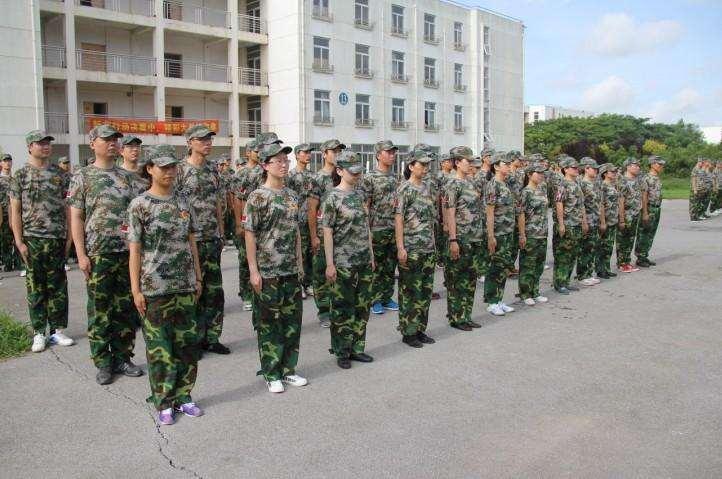 公司军事拓展训练活动总结