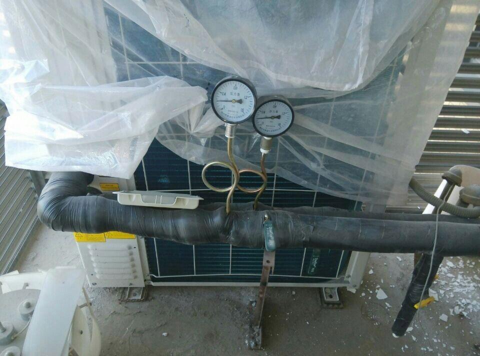 北京凤凰城-风冷热泵系统