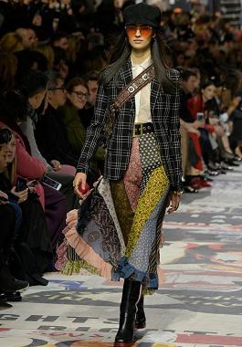 广州中时海创服饰带你了解国际四大时装周