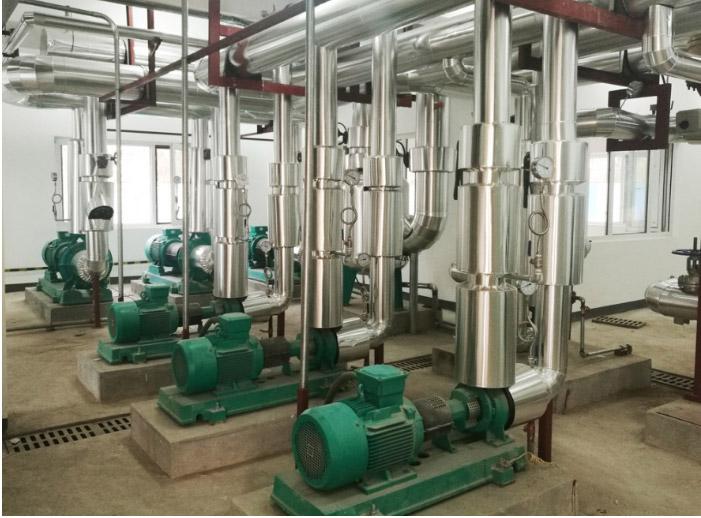 校园空气源热泵中央热水BOT解决方案
