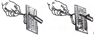 印制电路板上元器件的拆焊方法与技巧