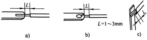 导线与接线柱、端子的焊接教程