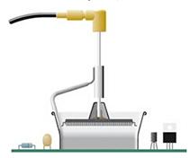 IC产品拆焊的方法与拆焊工具