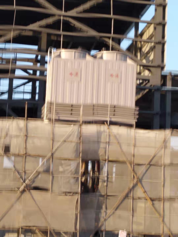广州万宝集团工业冷却塔项目