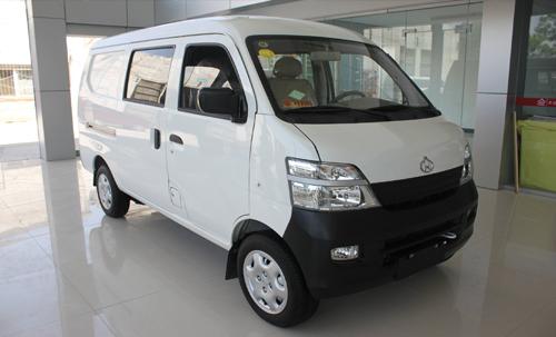恭喜南山区黄先生喜提新能源面包车!