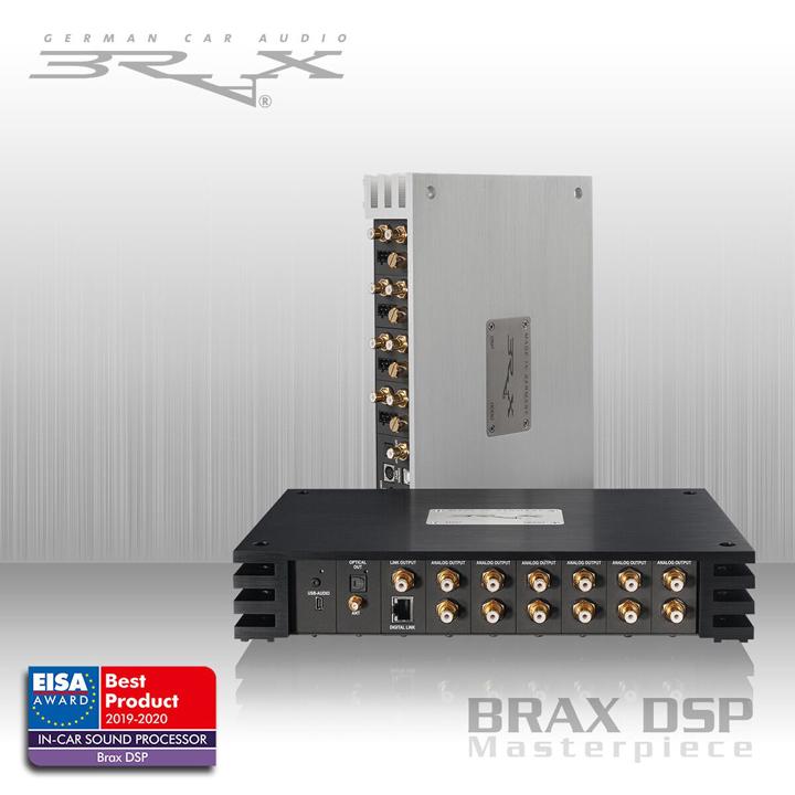 德国BRAX搭配路虎揽胜 Hi-End级的发烧音质体验!