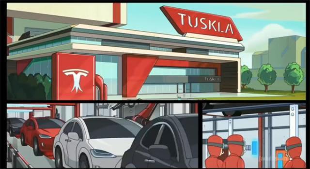 本色出演!马斯克客串美国成人科幻动画片,他是硅谷最能演的CEO