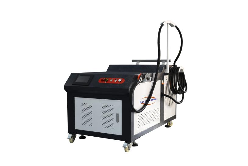 双成激光推出手持光纤激光焊接机