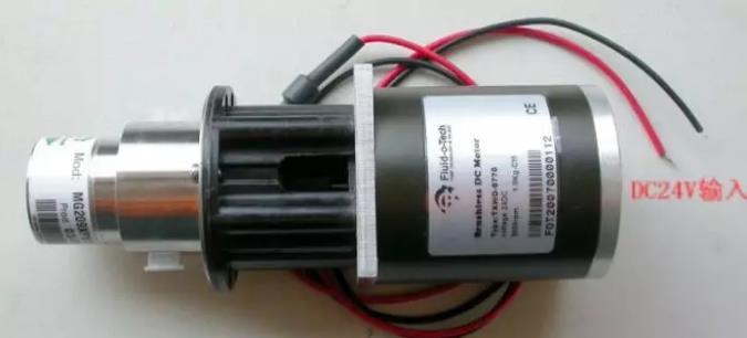 泵在自动生化分析仪中的应用