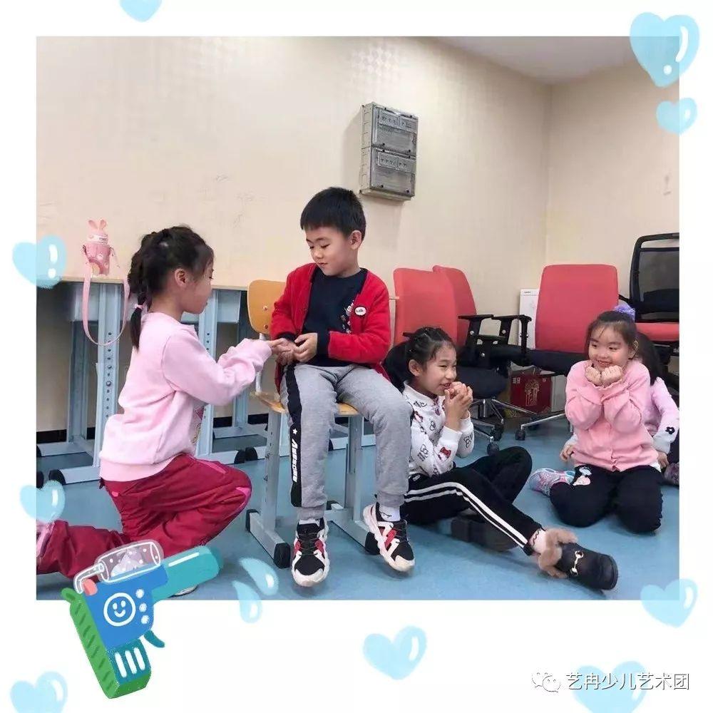 艺冉少儿艺术传播培训班精彩花絮大放送
