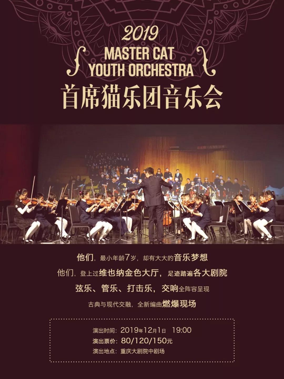 这场专业交响音乐会,演奏者最小的只有7岁!