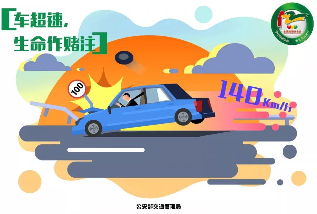 """""""12.2全国交通安全日"""",温馨提醒广大车主注意交通安全、文明出行"""