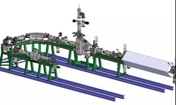 SOLIDWORKS软件助力加速器设计和核科学研究