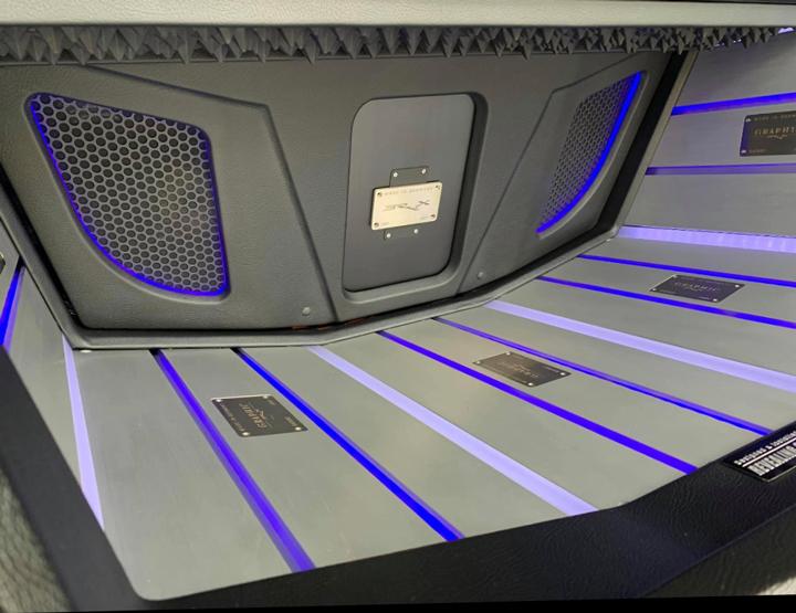 感受极致的音乐魅力!德国BRAX GRAPHIC GX2400四声道功放