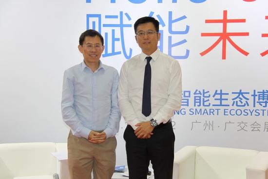 科大讯飞副总裁刘松林:通过AI技术为5G赋能