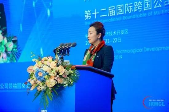 德国SAP谢燕琦:用技术经验为助力中国梦实现贡献力量